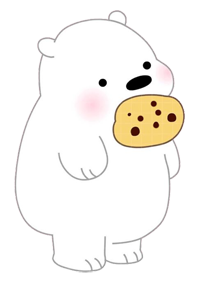 Ursinho dos Cookies Kombo